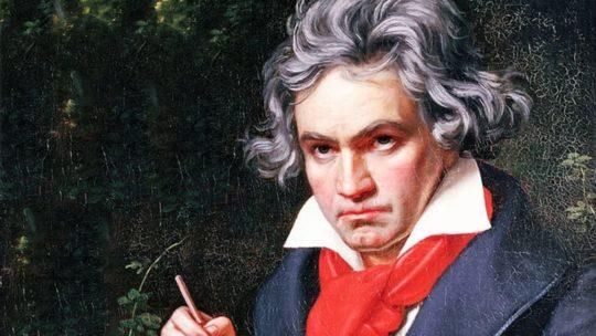 Поздниий период в творчестве Бетховена